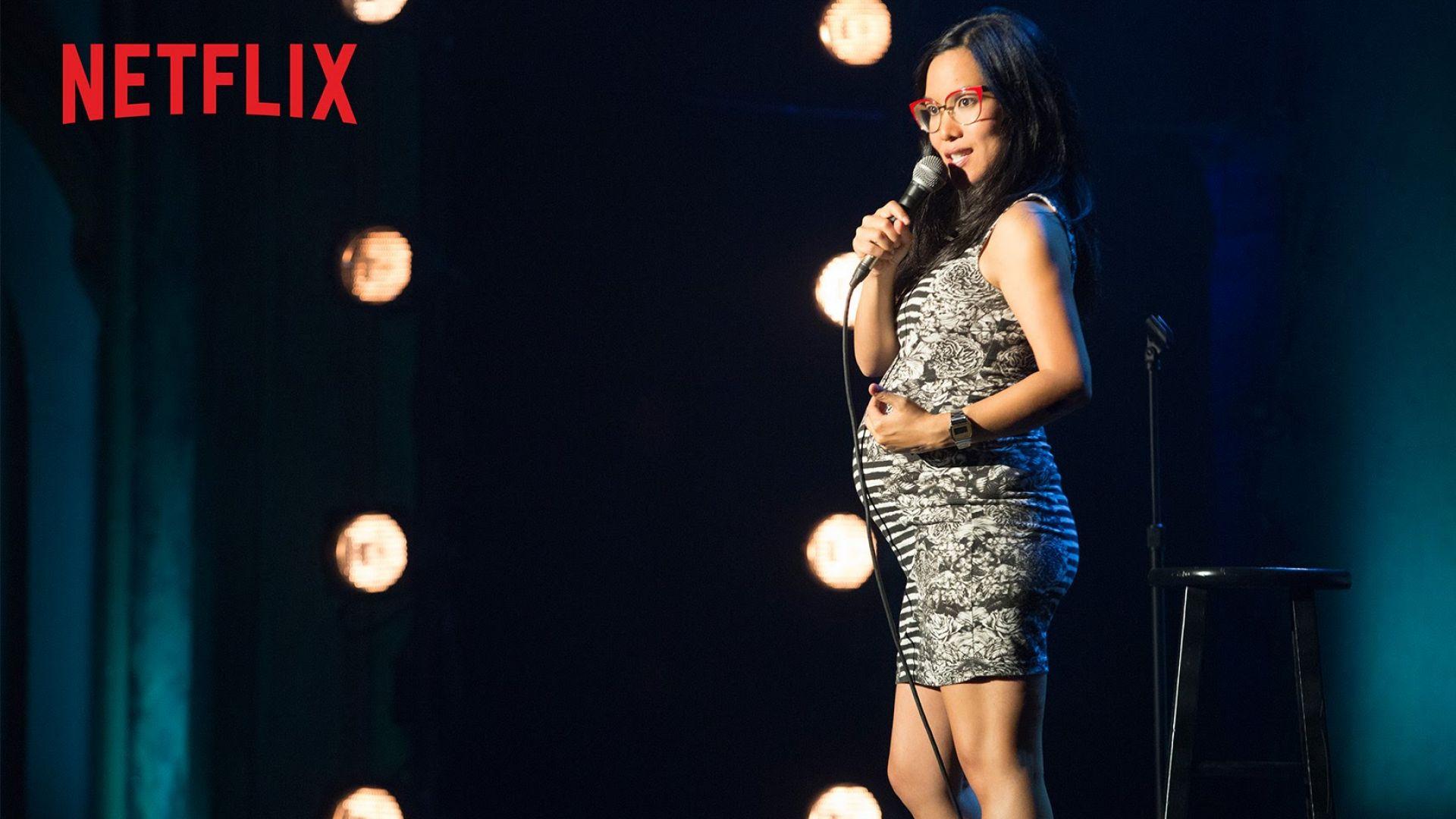 Pregnant Comedian 112