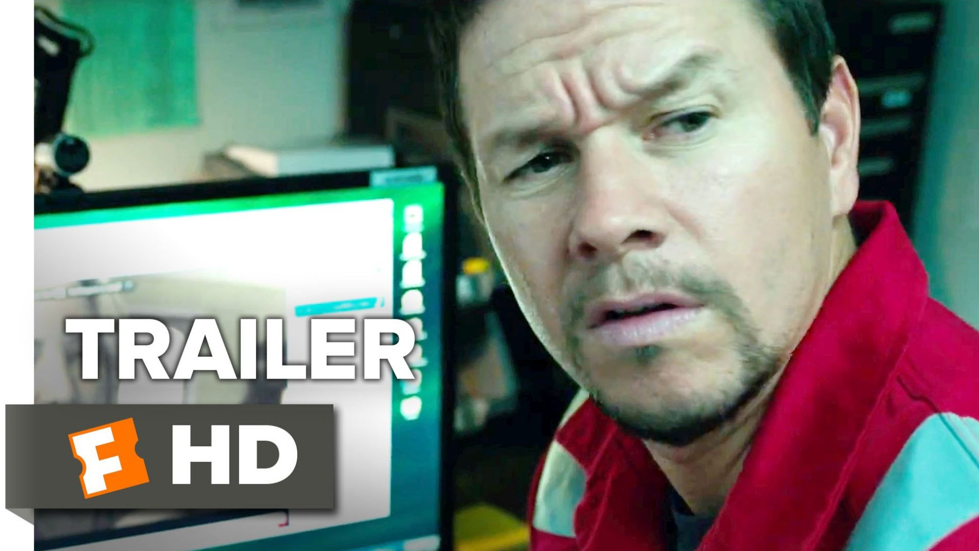 Mark Wahlberg in the dramatic 'Deepwater Horizon' Trailer. O