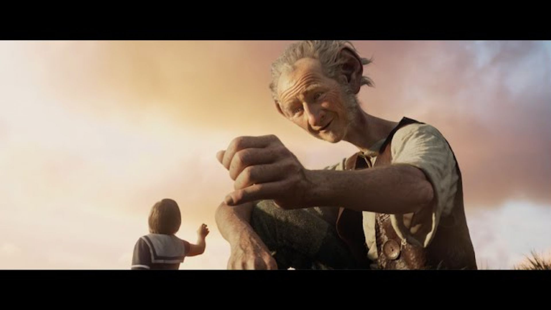 The BFG featurette takes a closer look at Mark Rylance