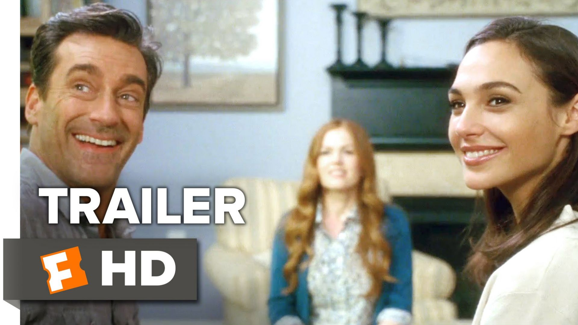 Keeping Up With The Joneses Trailer (action-comedy)