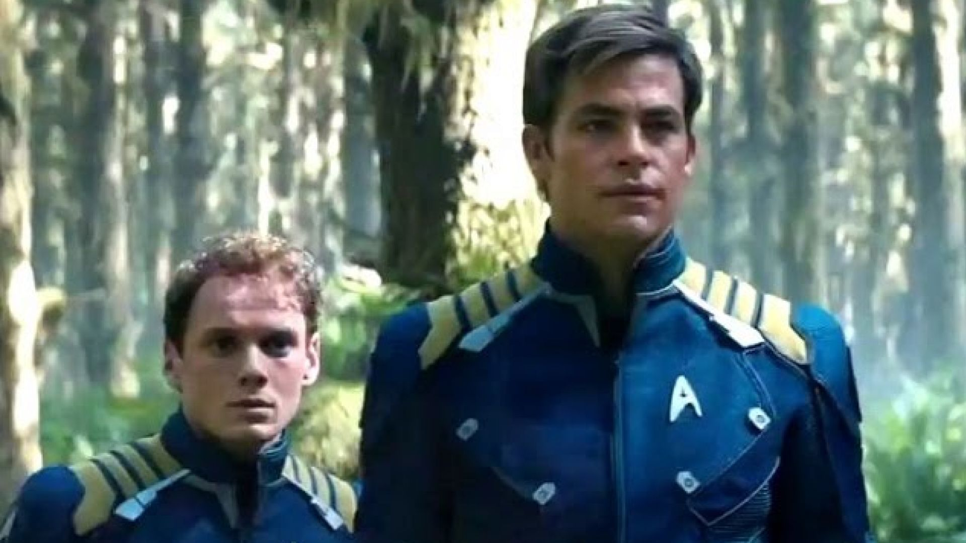 "First clip from 'Star Trek Beyond' - ""No Ship, No Crew"""