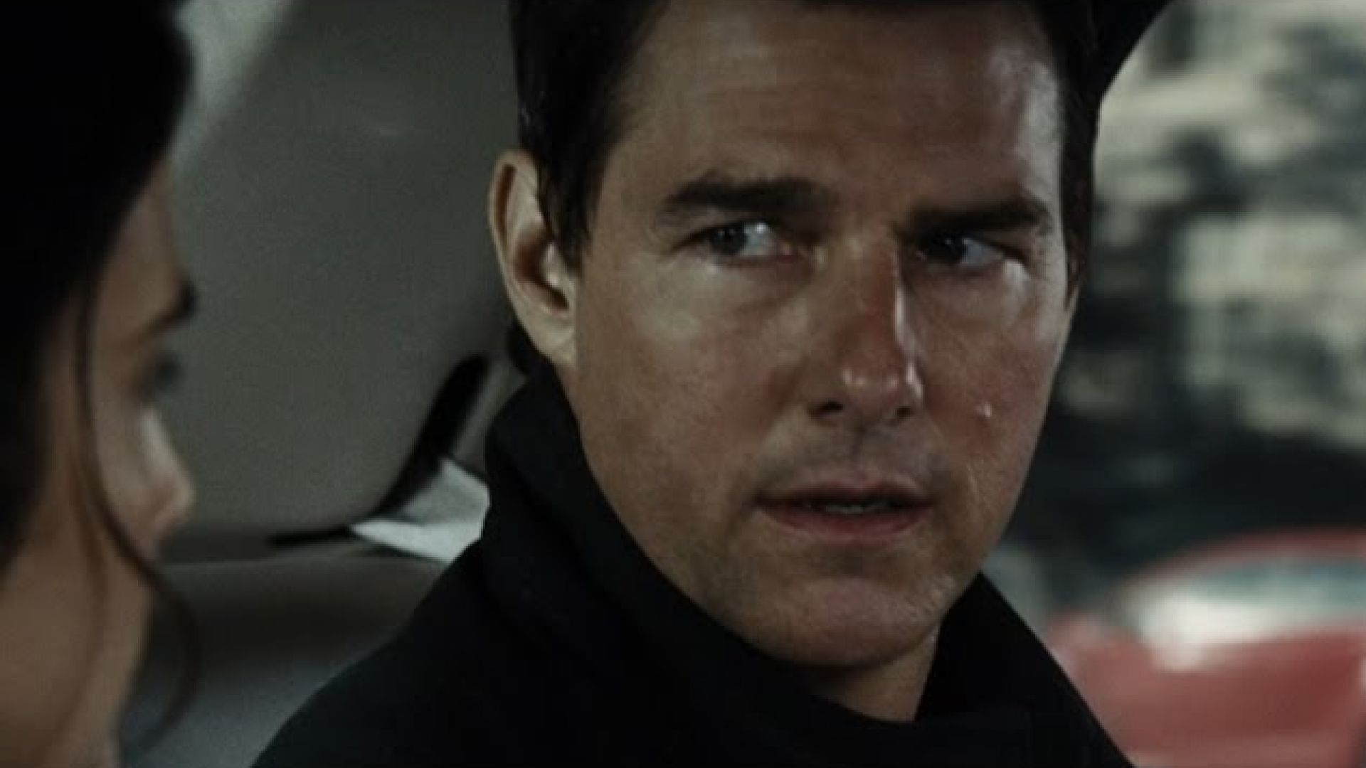 First look at Tom Cruise and Cobbie Smulders in 'Jack Reache