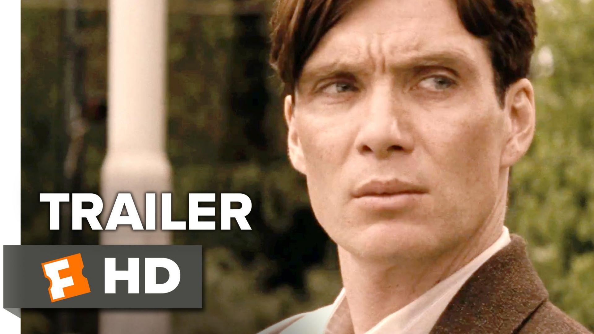 'Anthropoid' trailer. A WW2 thriller starring Cillian Murphy
