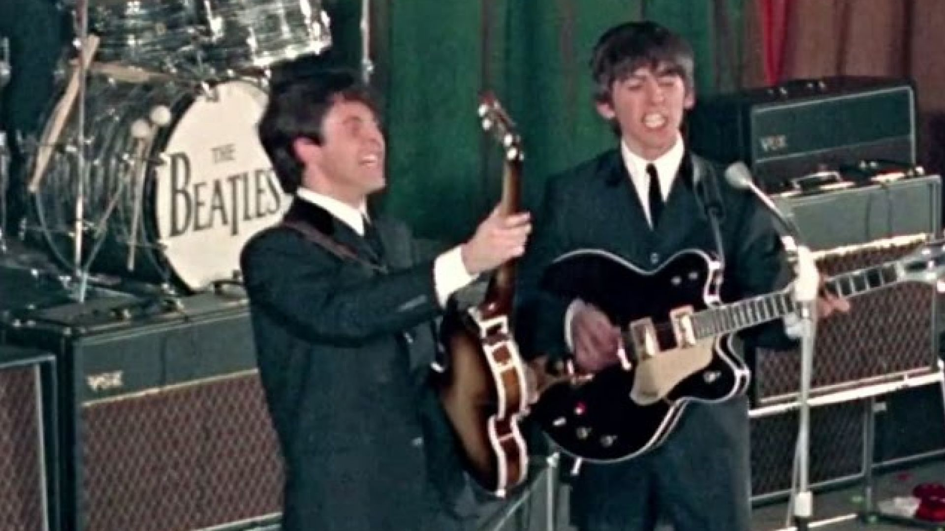 Documentary: The Beatles: Eight Days A Week - The Touring Ye