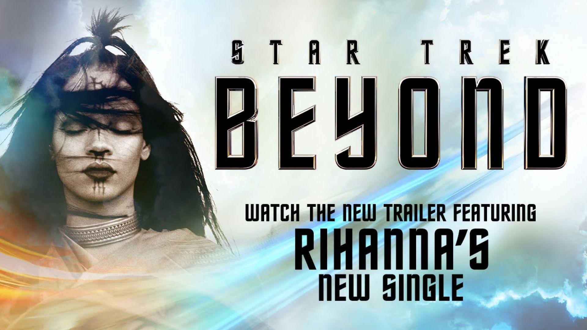"New Star Trek Beyond Trailer Featuring ""Sledgehammer"" By Rih"