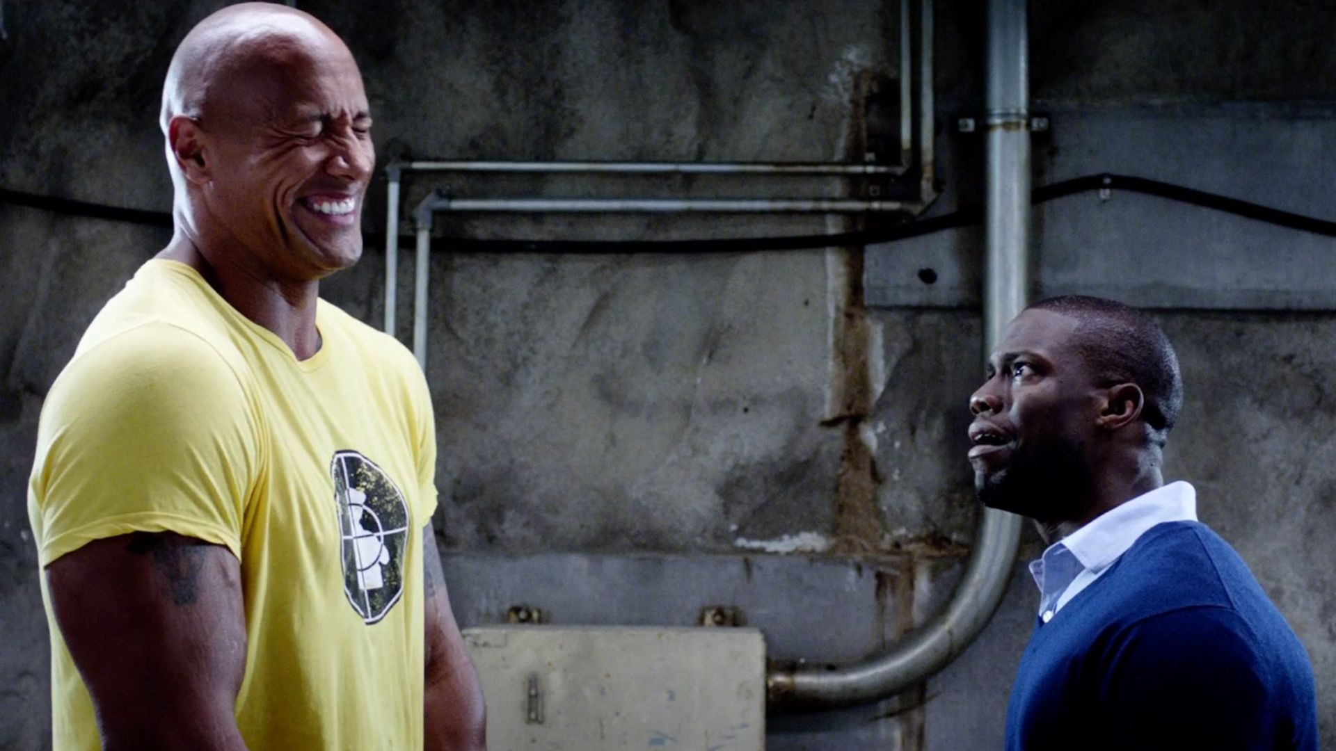 Central Intelligence In Theaters This Friday