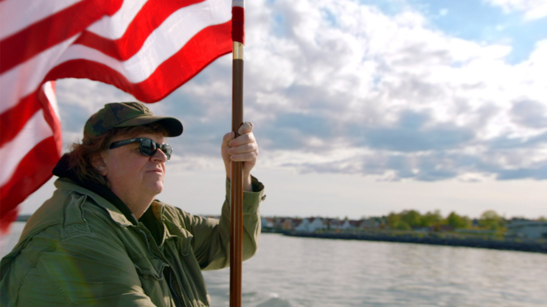 Michael Moore Travels the World in Search of Answers in 'Whe