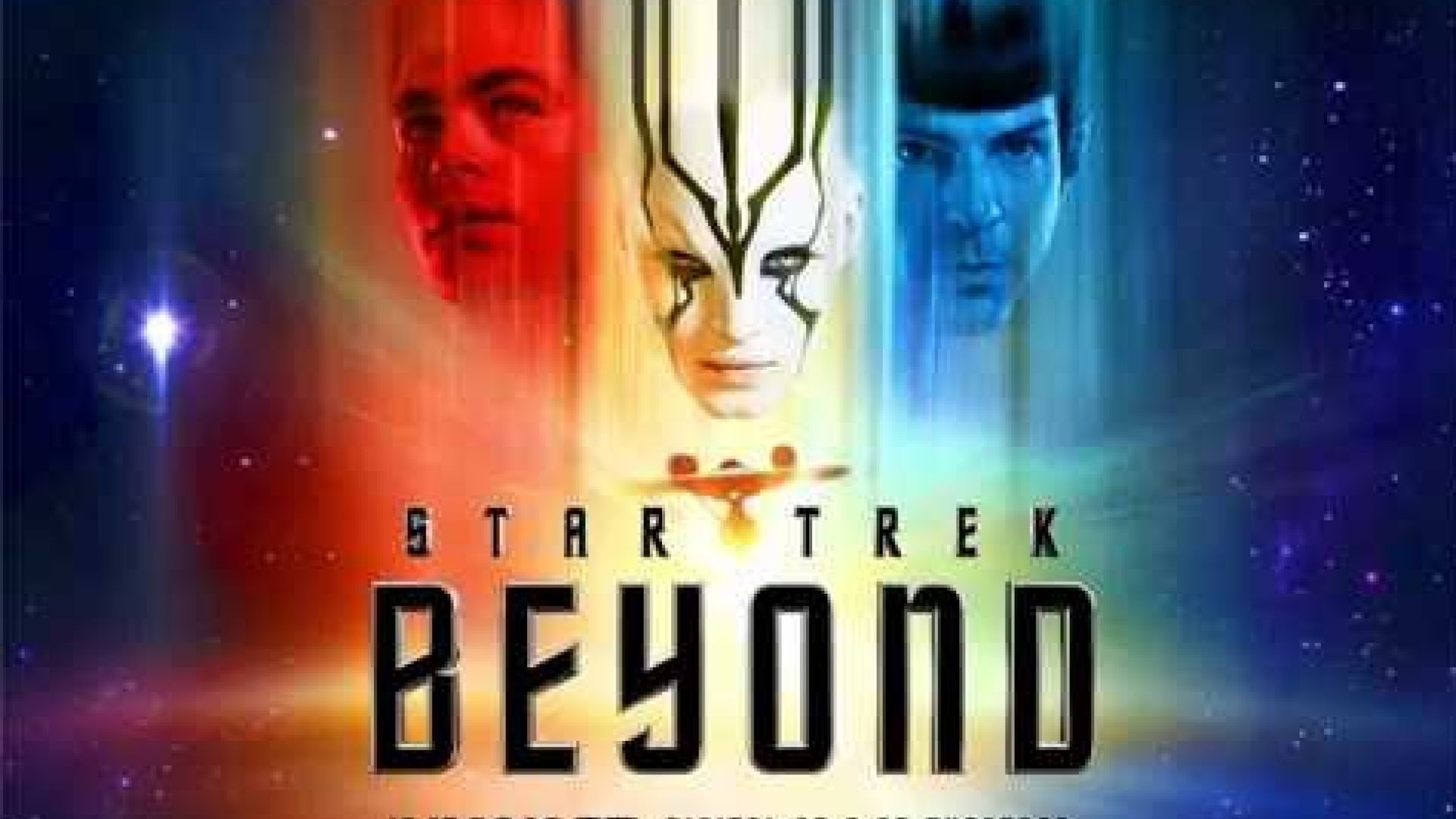 Paramount have released this mesmerizing Star Trek Beyond mo