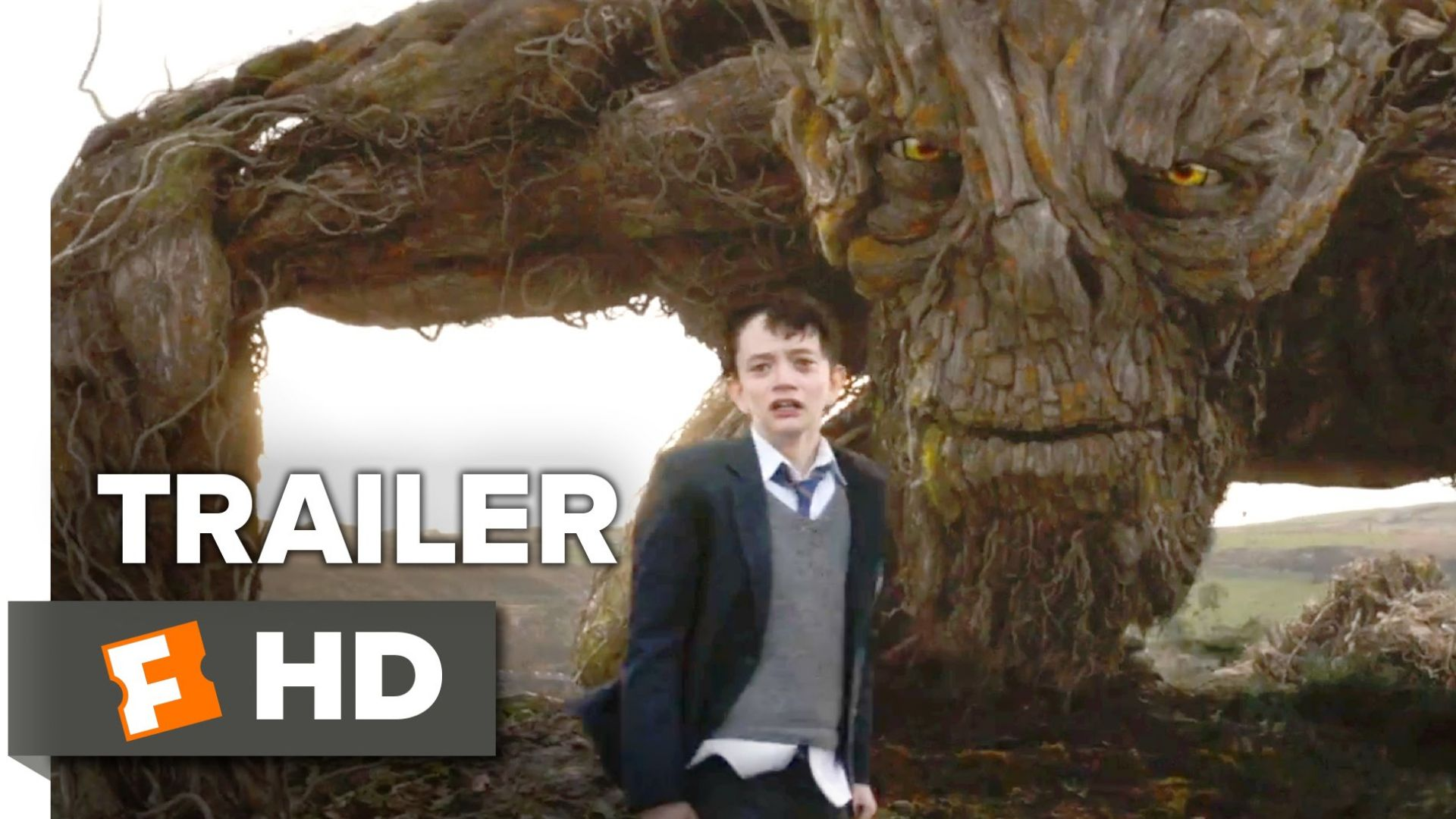 New trailer for 'A Monster Calls' is visually stunning.