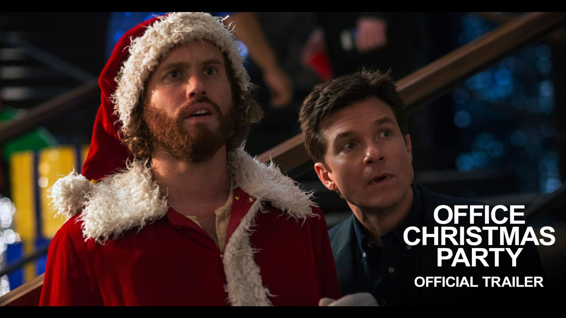 Office Christmas Party Trailer (2016)