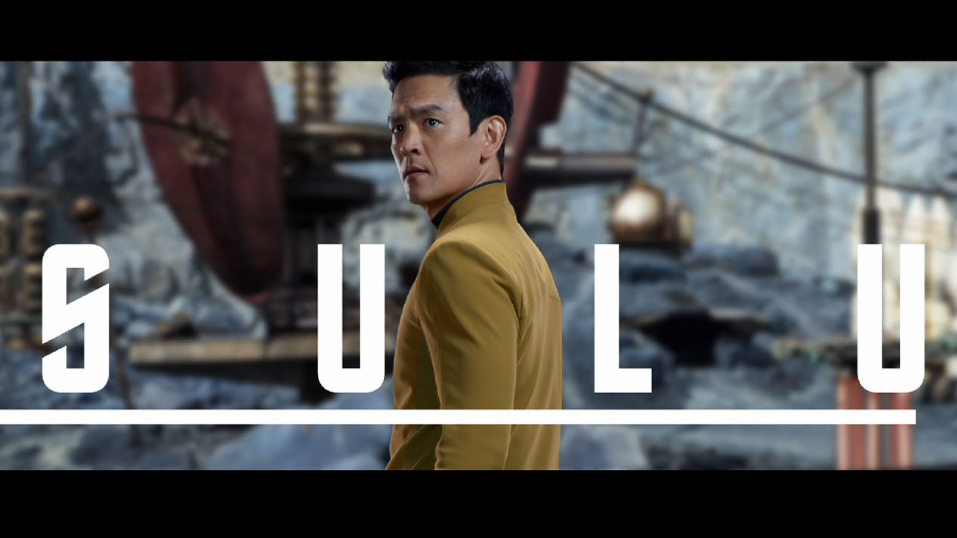 Star Trek Beyond Sulu Paramount Pictures