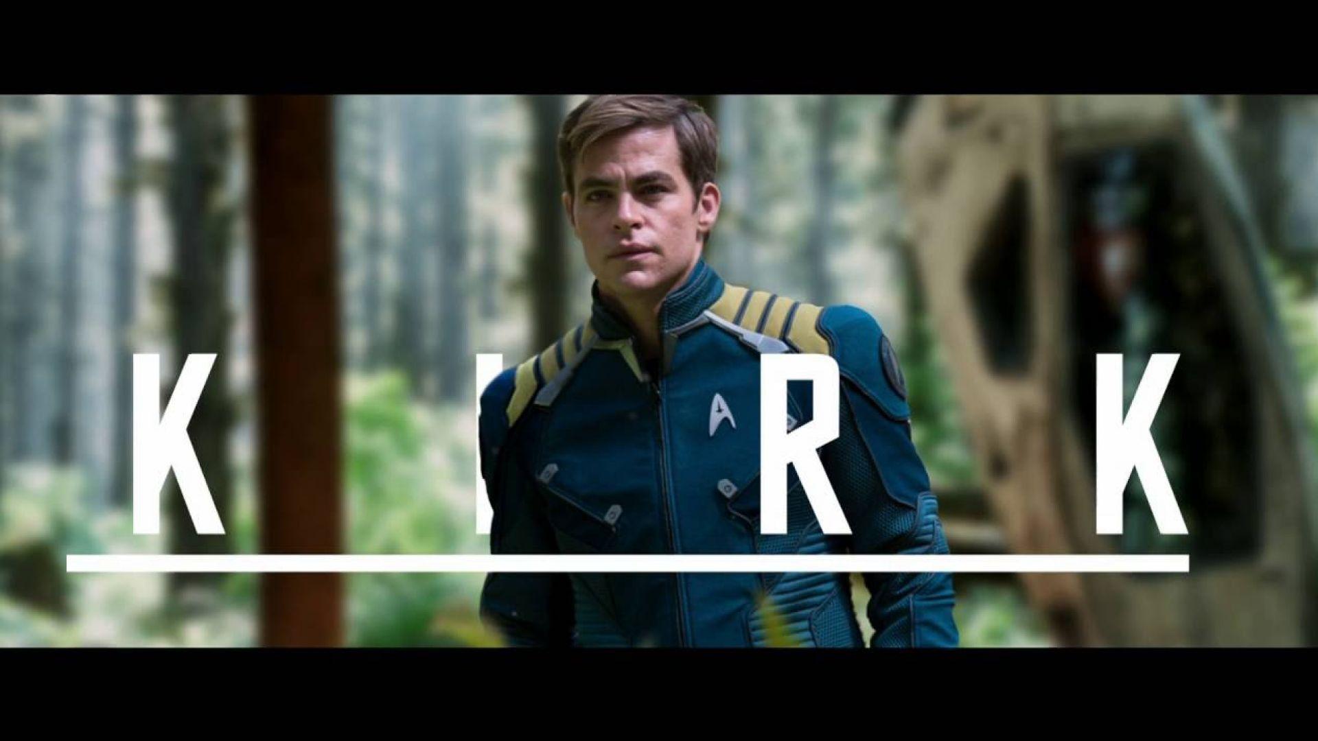 Star Trek Beyond Kirk Paramount Pictures
