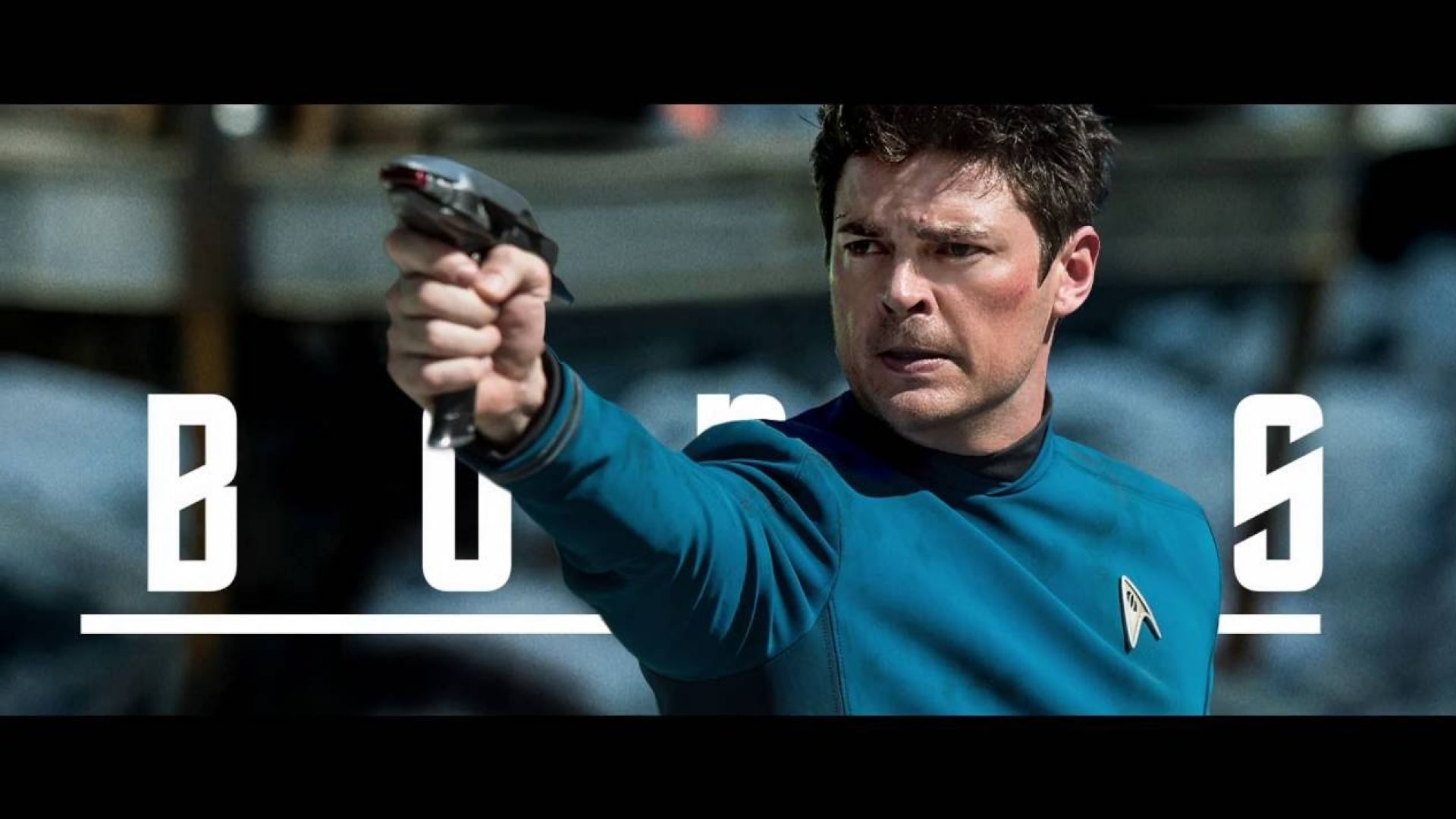 Star Trek Beyond Bones Paramount Pictures