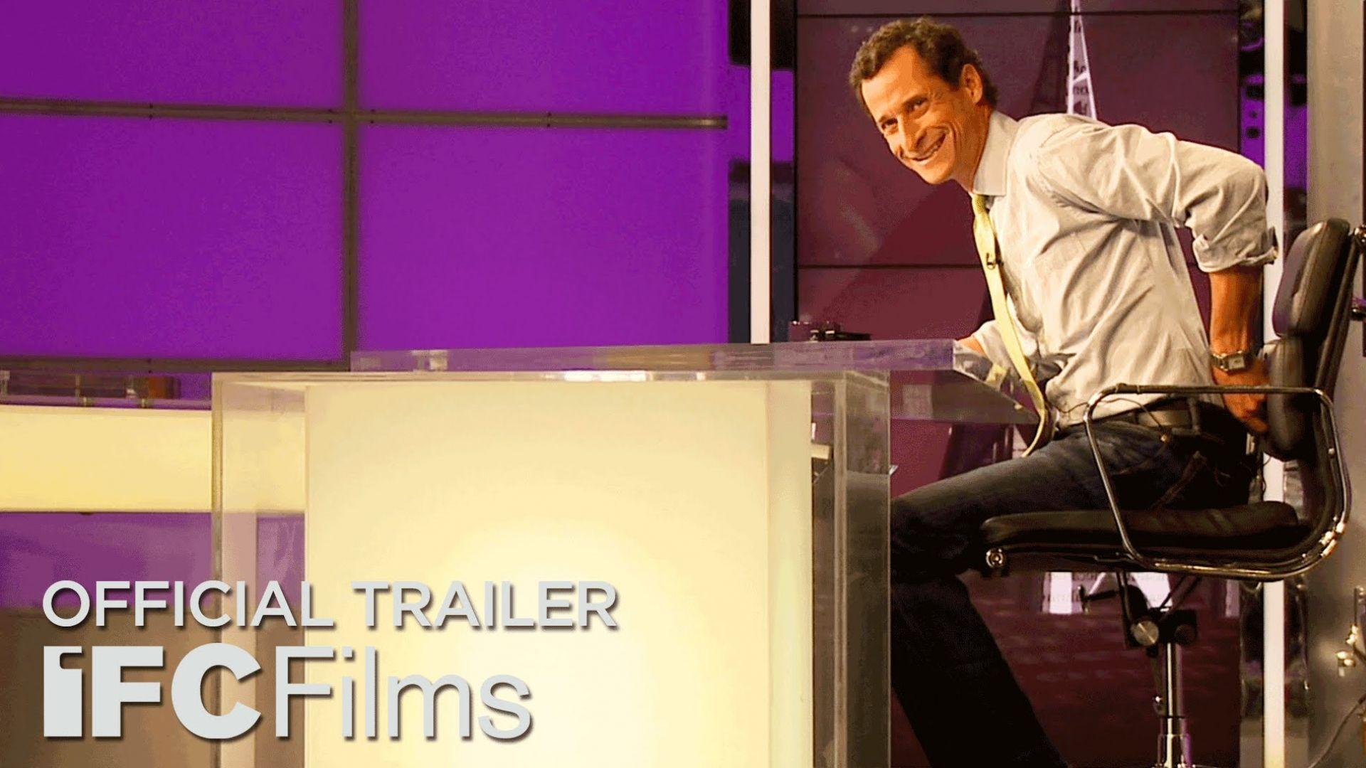 'Weiner' Trailer Explores the Wildest Political Meltdown in