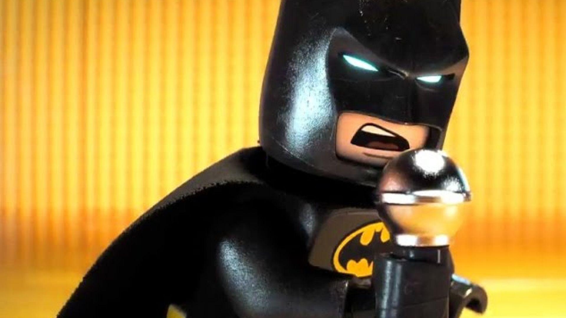 THE LEGO BATMAN MOVIE Promo Clip - Comic-Con Announcement (2