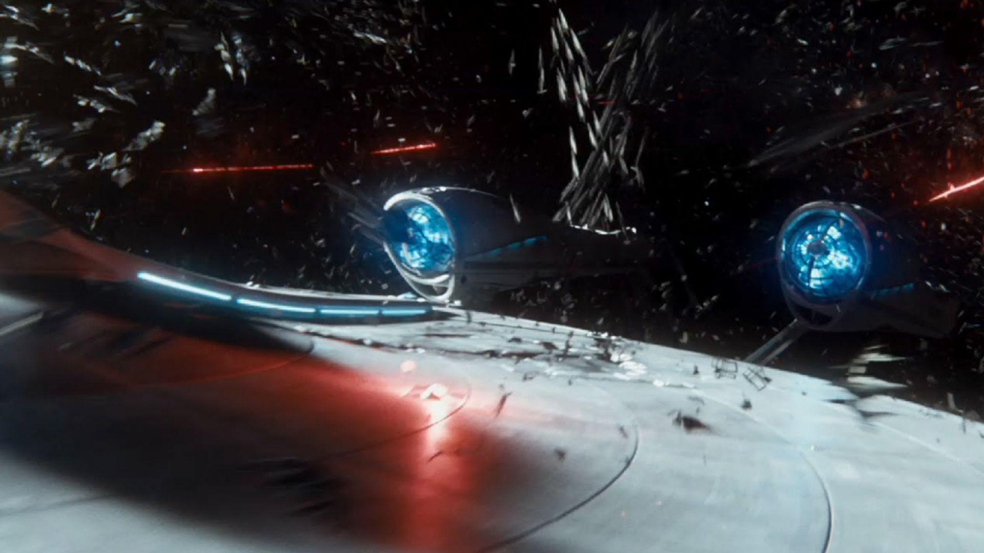 "Star Trek Beyond ""big Attack"" Spot Paramount Pictures"