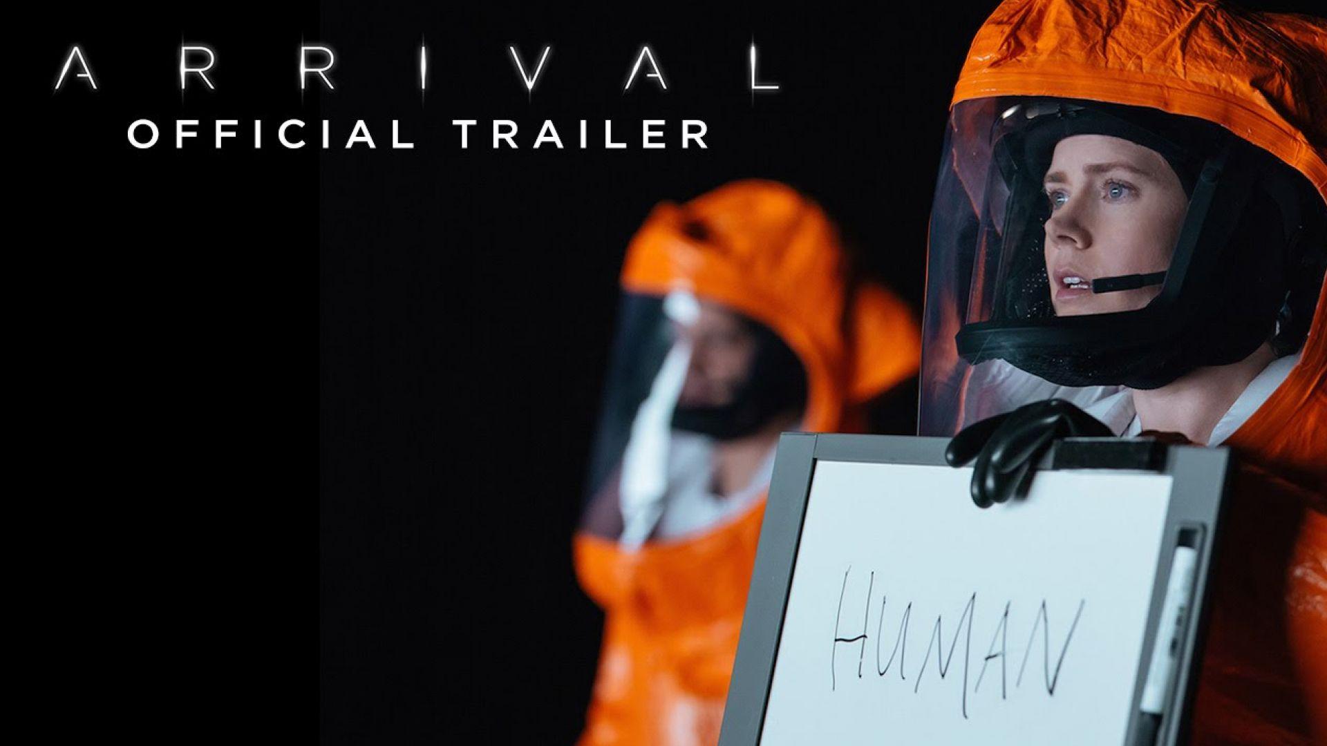 Here's the official trailer for Dennis Villeneuve's scifi th