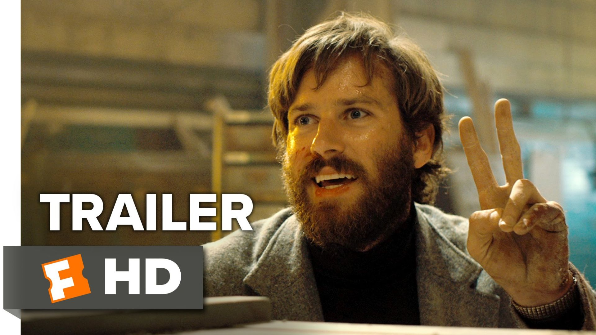 Check out the 'Free Fire' Red Band Trailer. Starring Shralto