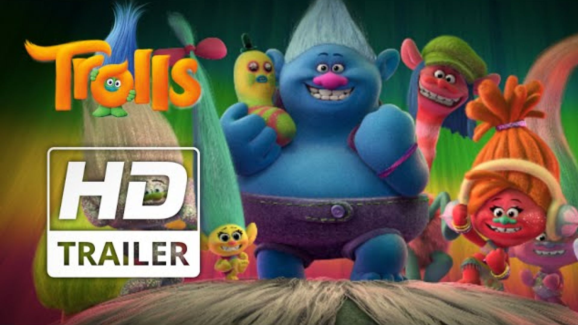 See Dreamworks' Trolls Official Trailer with Anna Kendrick a