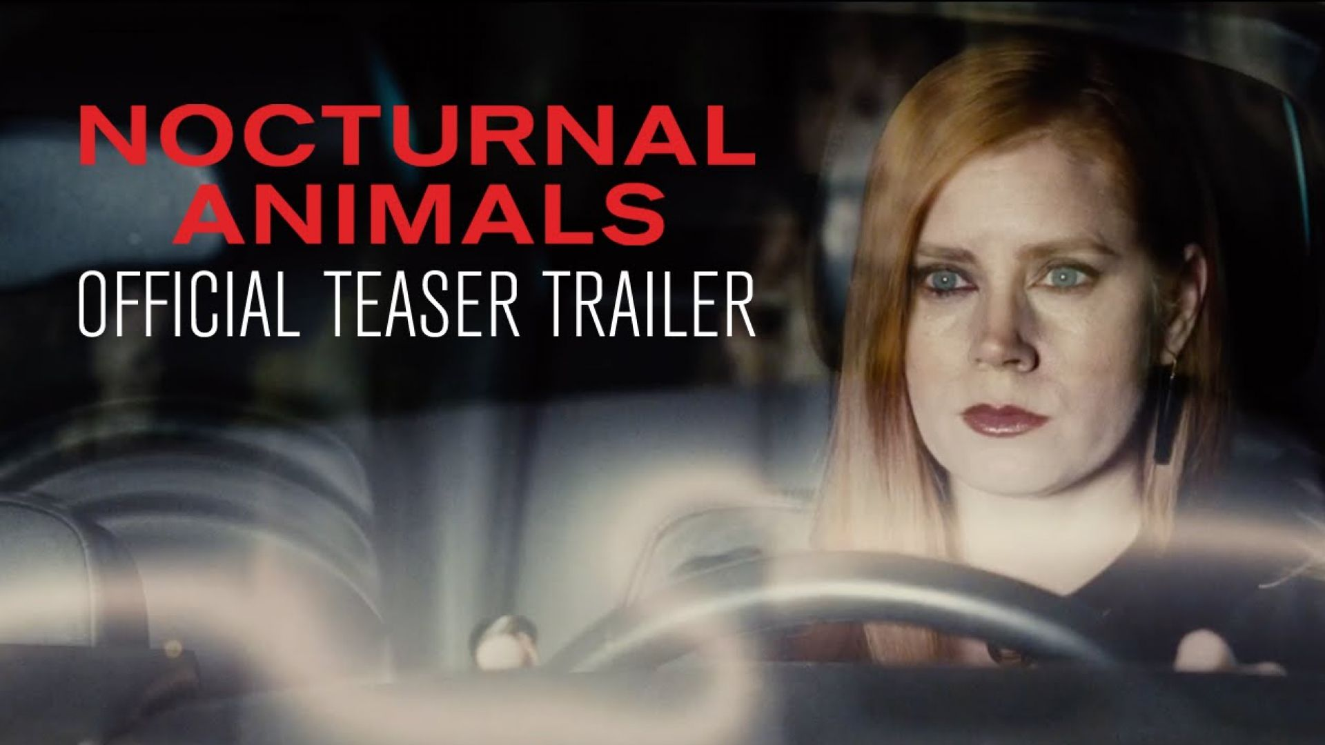 Here is Tom Ford's dark and intriguing 'Nocturnal Animals' t