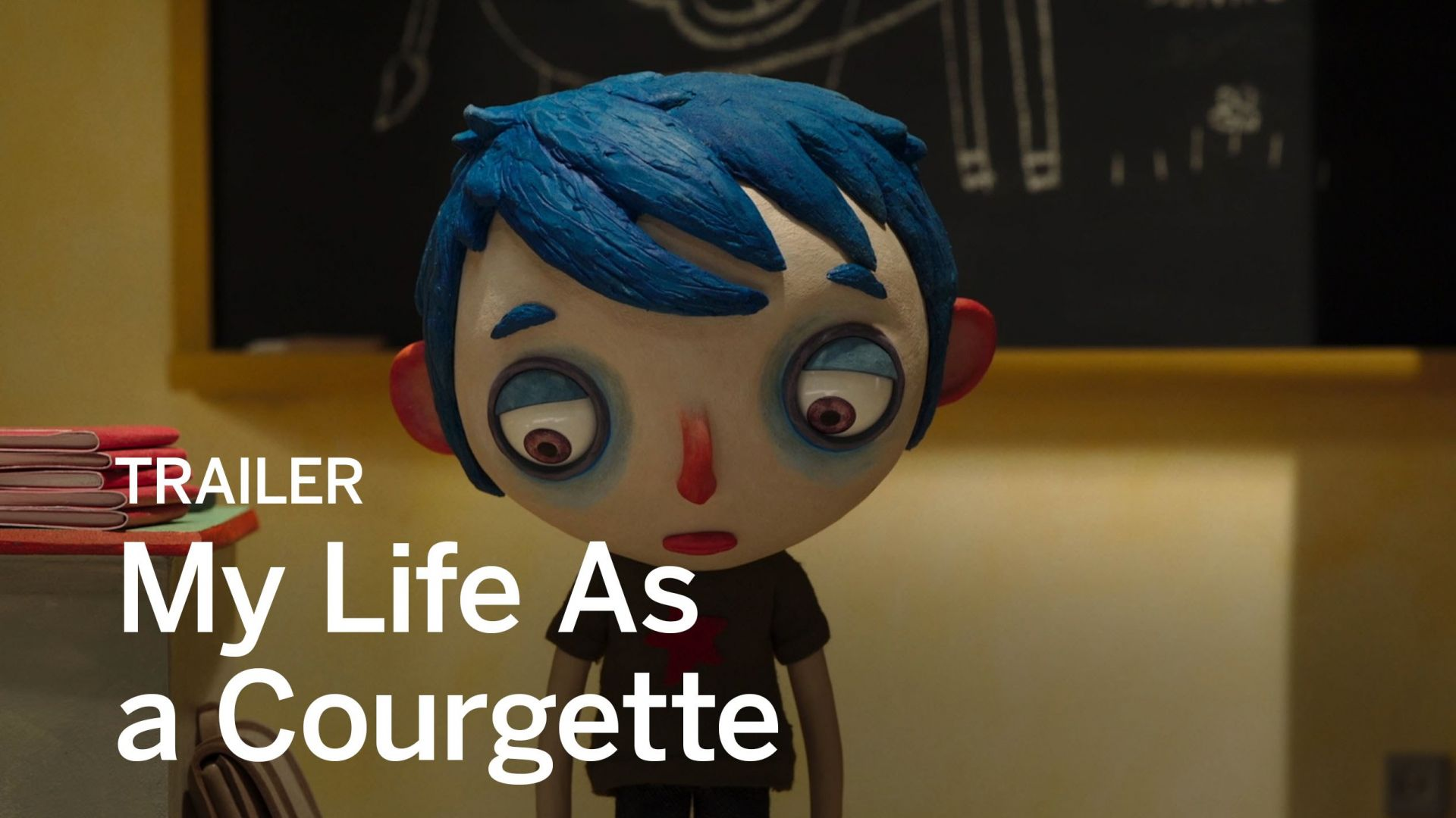 'My Life As A Courgette' Trailer