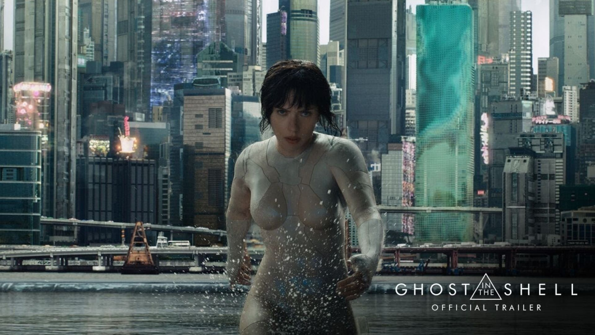 Ghost In The Shell Trailer von Paramount Pictures