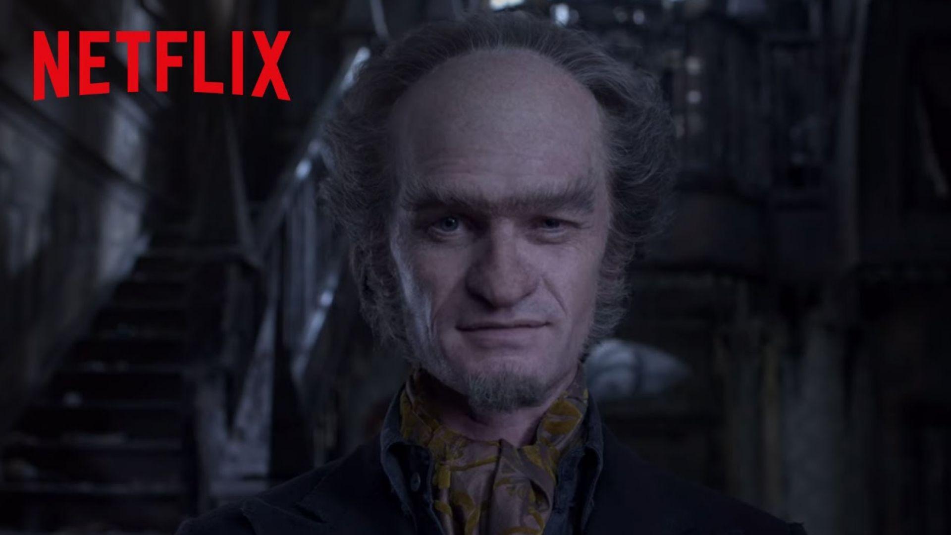 First official trailer for Netflix's 'A Series of Unfortunat