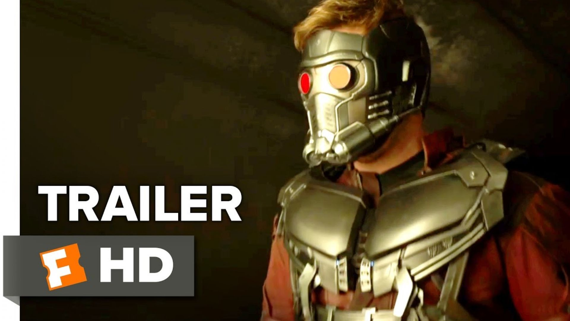 Guardians of The Galaxy Vol. Trailer Teaser Chris Pratt