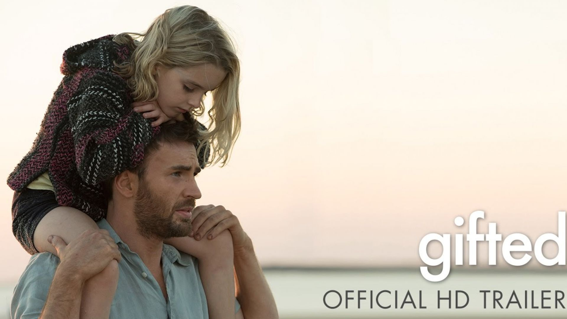 GIFTED: OFFICIAL HD TRAILER - CHRIS EVANS MOVIE