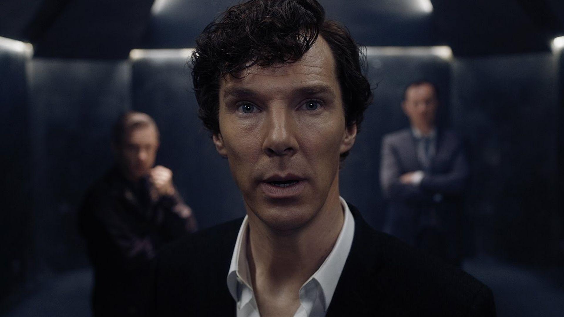 A new trailer has landed for season 4 of 'Sherlock'