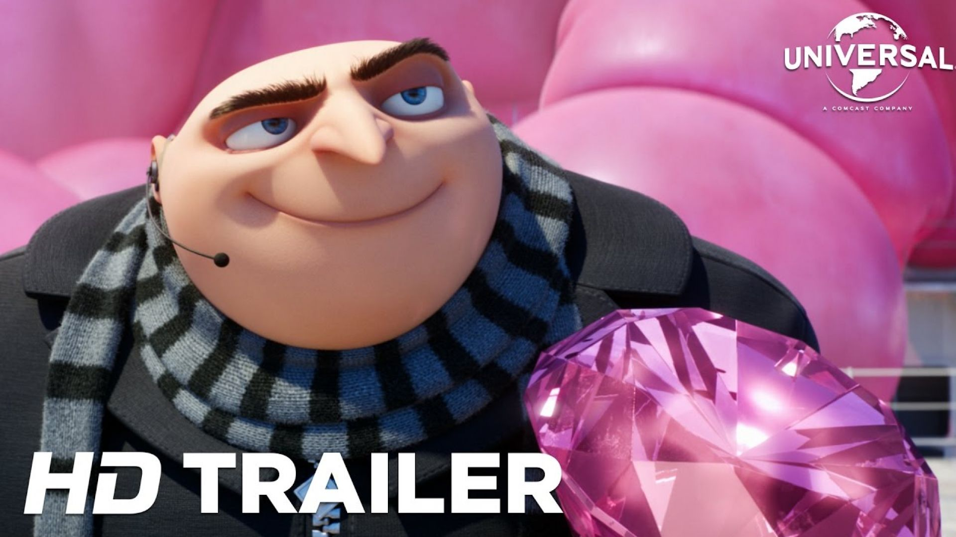 Gru is back in 'Despicable Me 3'.
