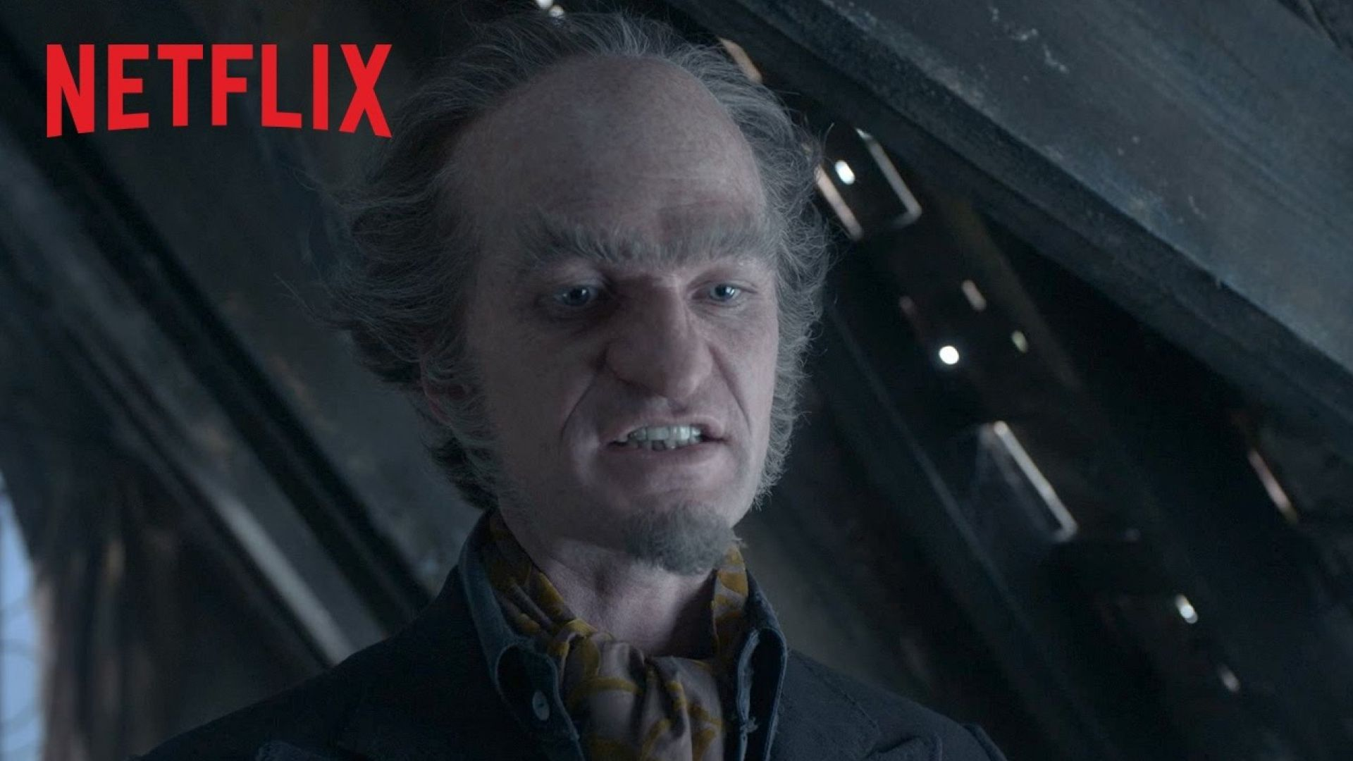 Netflix releases a new trailer for A Series of Unfortunate E
