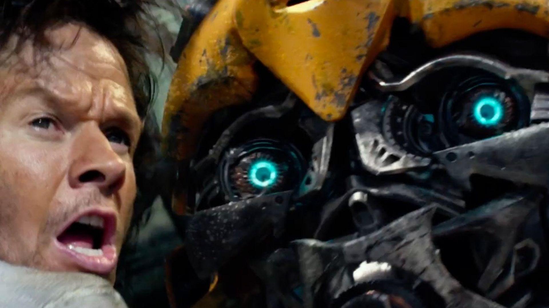 Transformers 5: The Last Knight Trailer Michael Bay Mark Wah