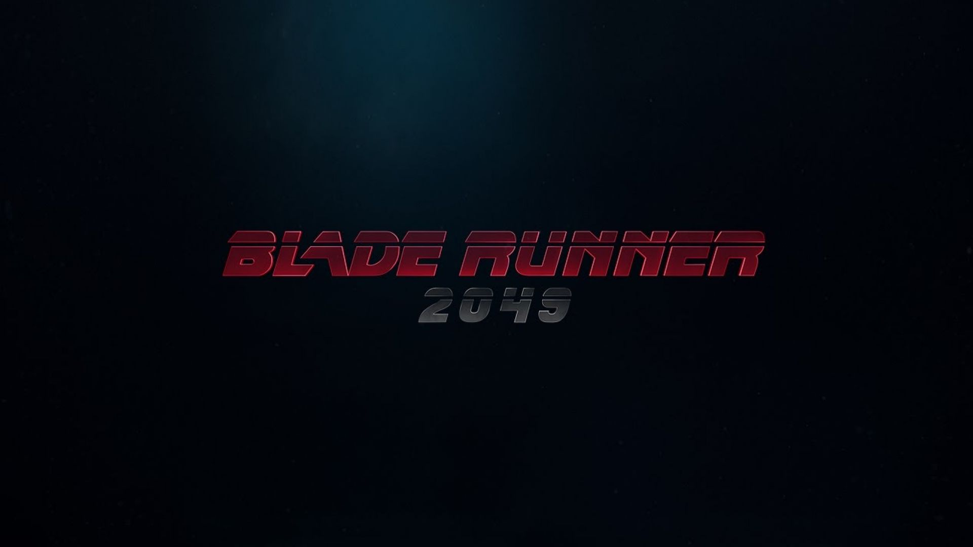 Tantalizing first look at 'Blade Runner 2049'.