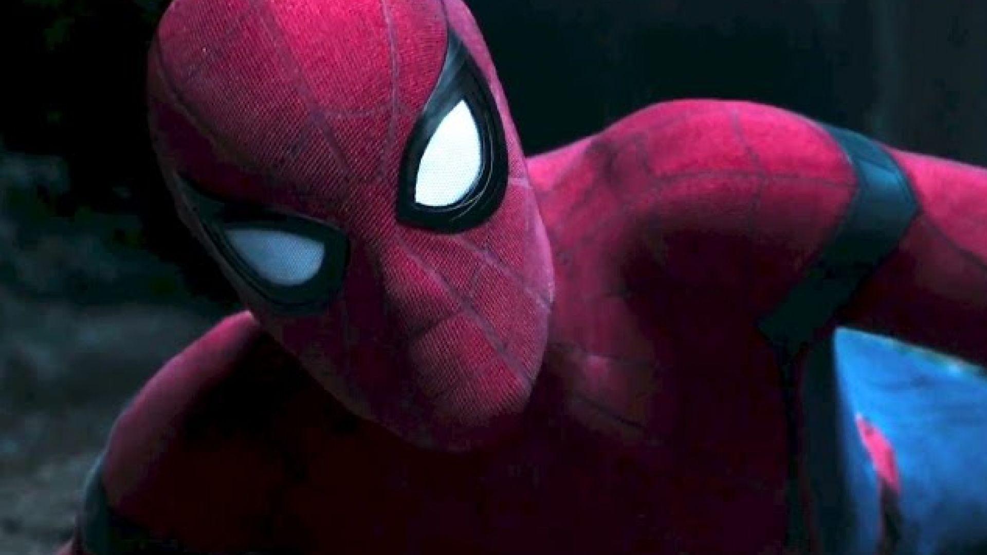 Spider-man: Homecoming Trailer Tom Holland Marvel Superhero