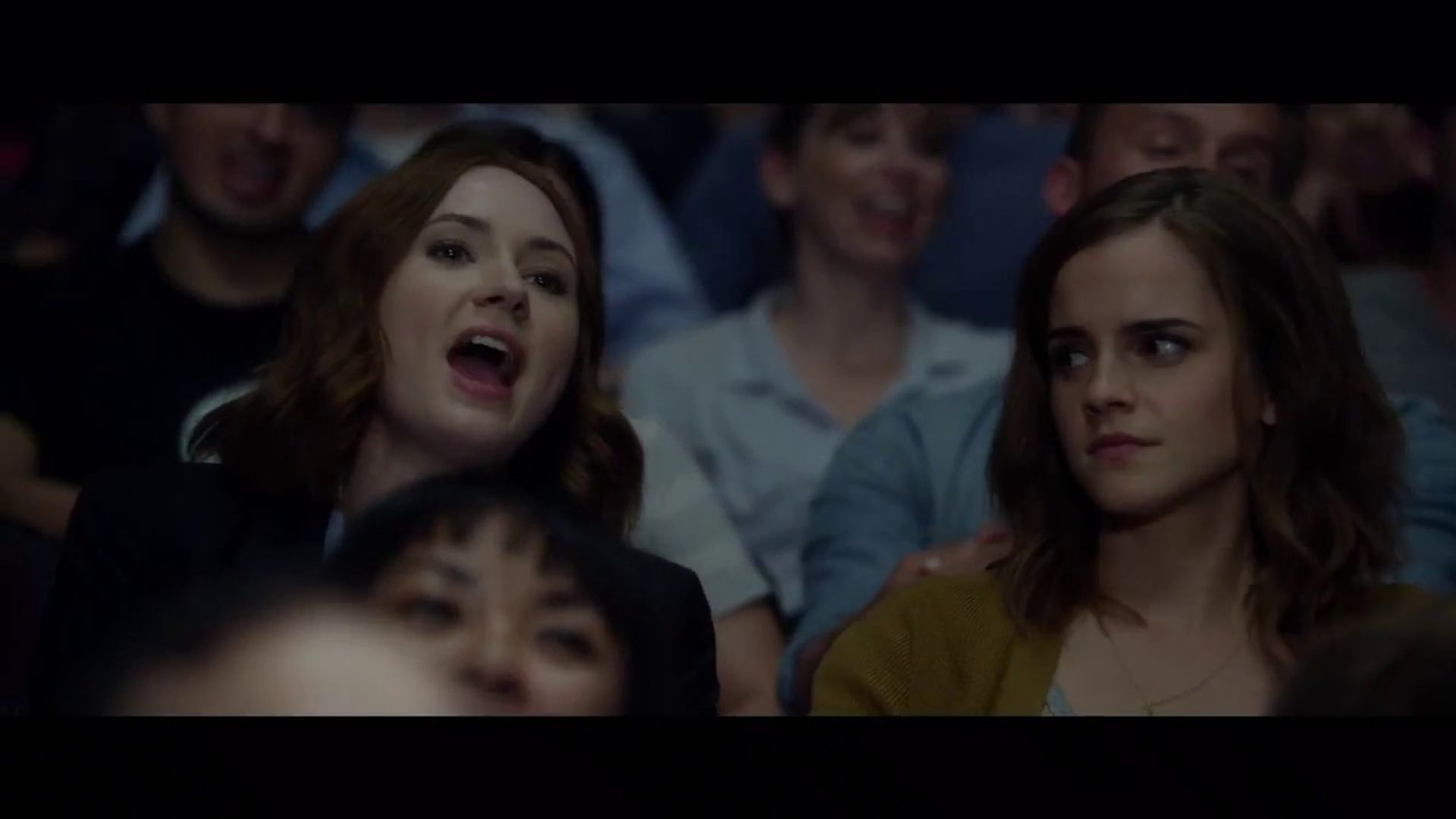 First trailer for The Circle, starring Tom Hanks and Emma Wa