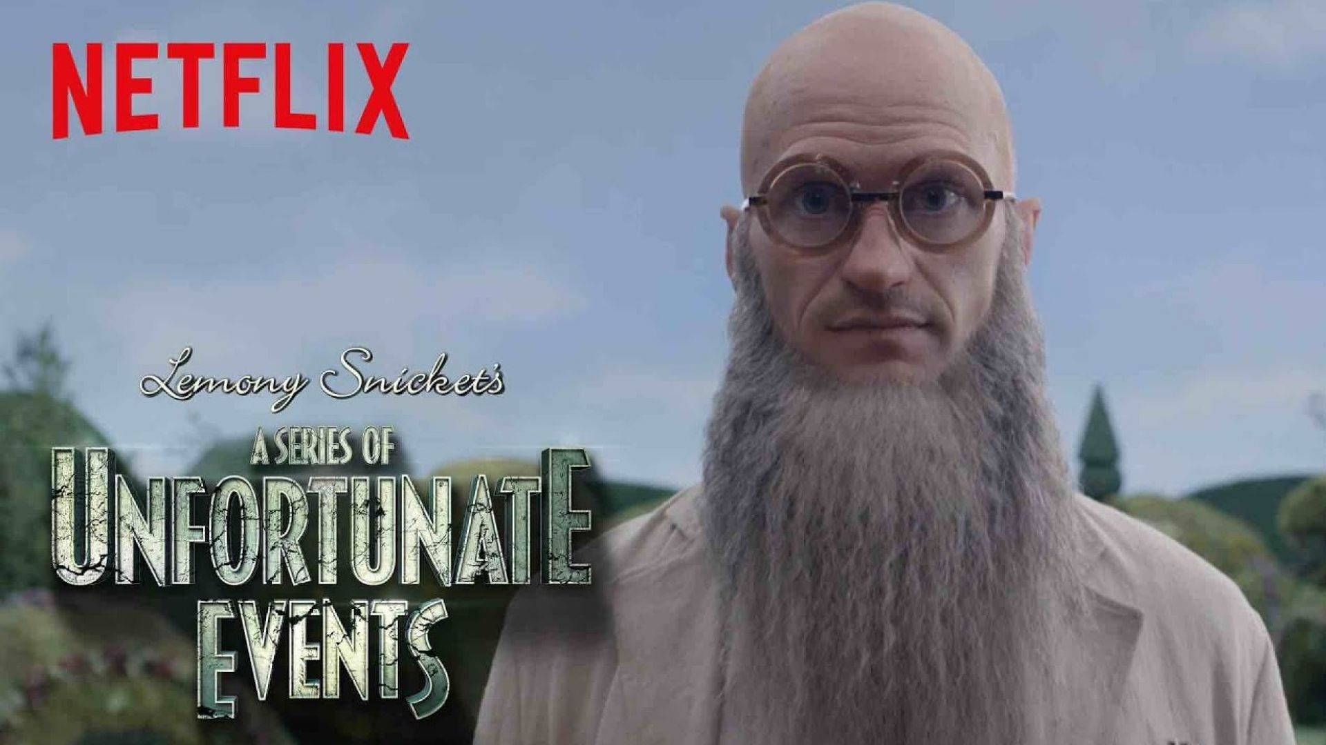 Take a closer look at A Series of Unfortunate Events with th