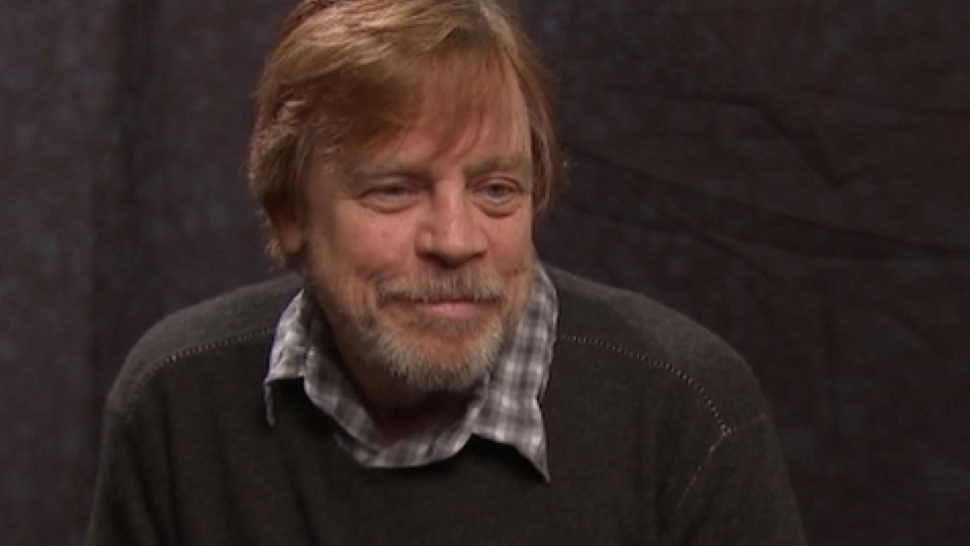 Watch: Mark Hamill Gives His Opinion on 'The Last Jedi,' and