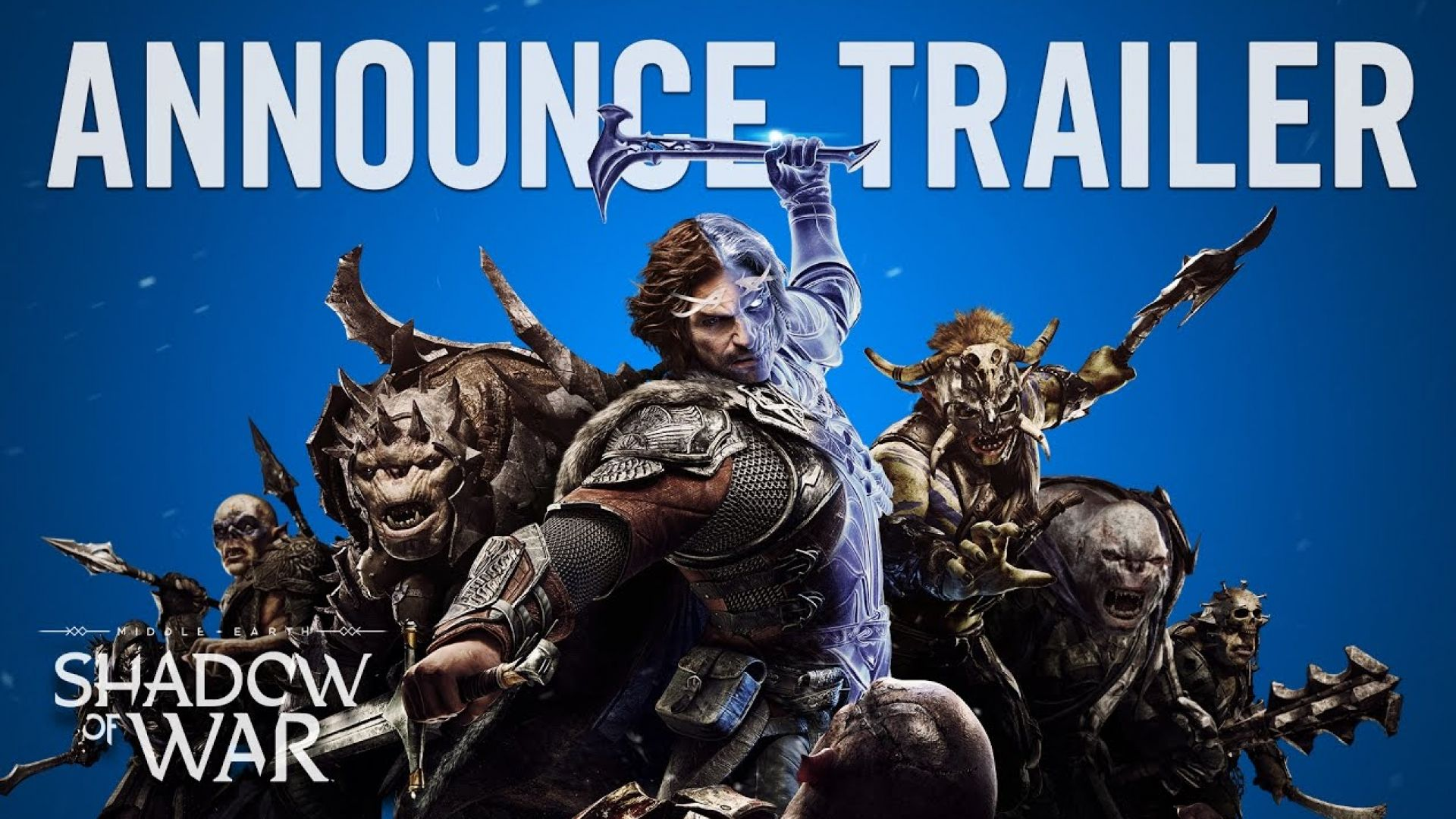 Announce trailer: Middle-Earth: Shadow of War to follow-up t