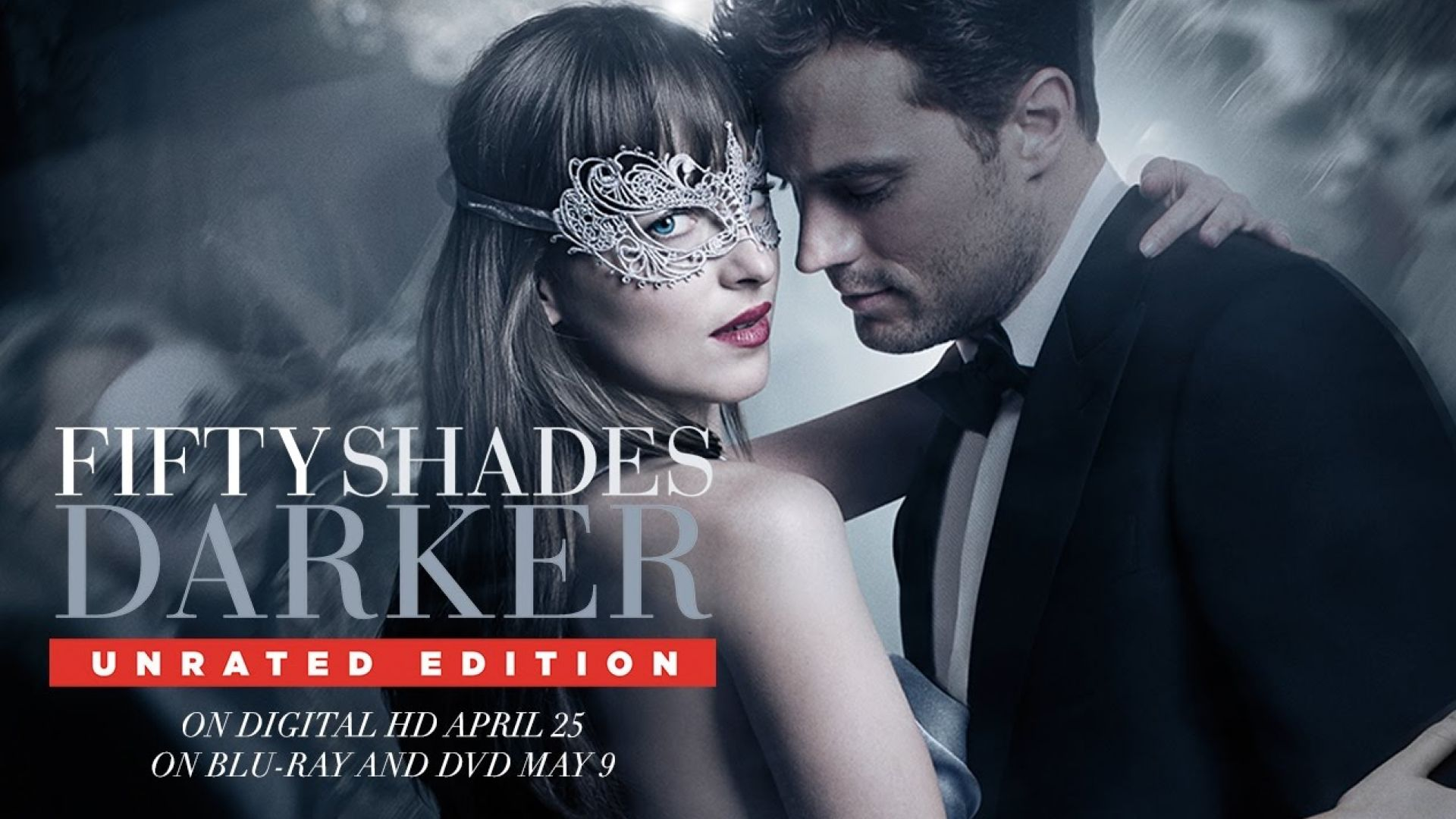 Fifty Shades Darker Unrated Edition Coming Soon, See the Tra