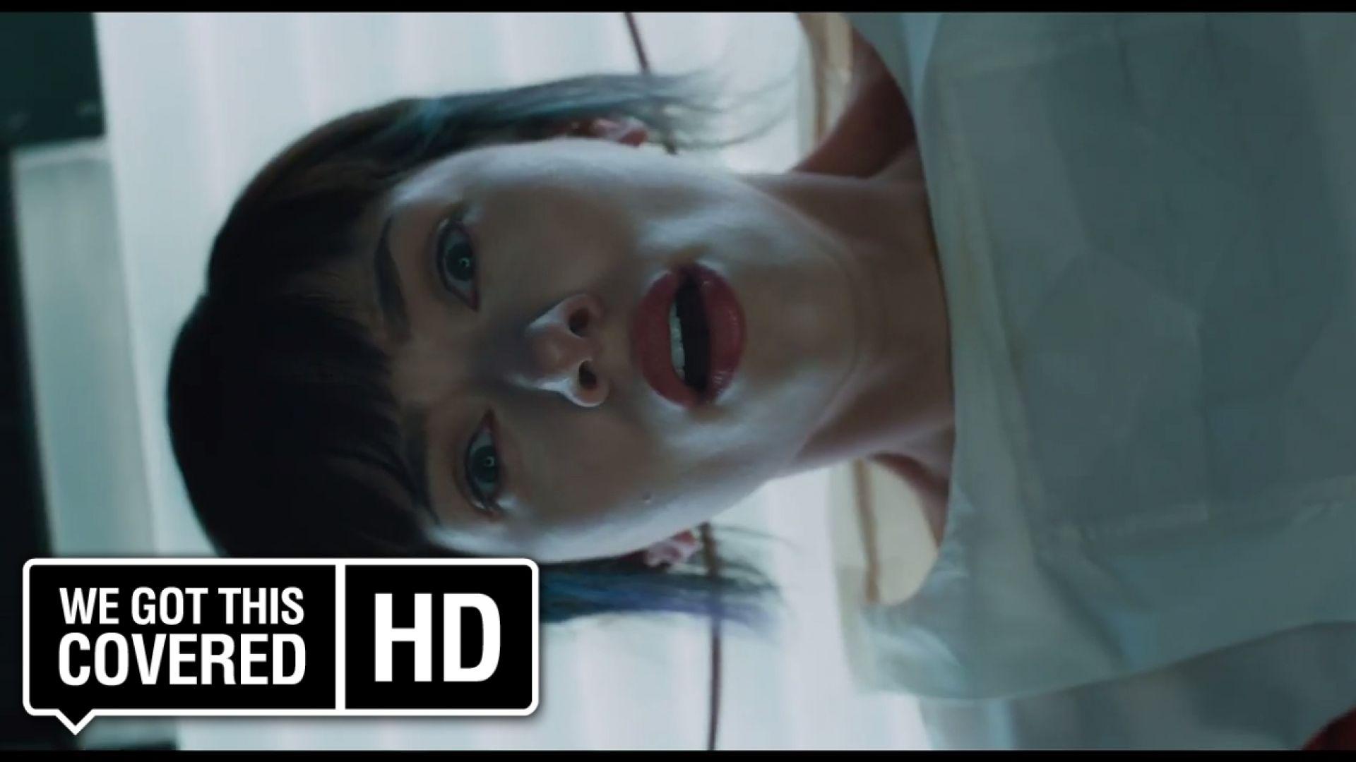 "Ghost In The Shell ""wake Up"" Promo Scarlett Johansson, Micha"