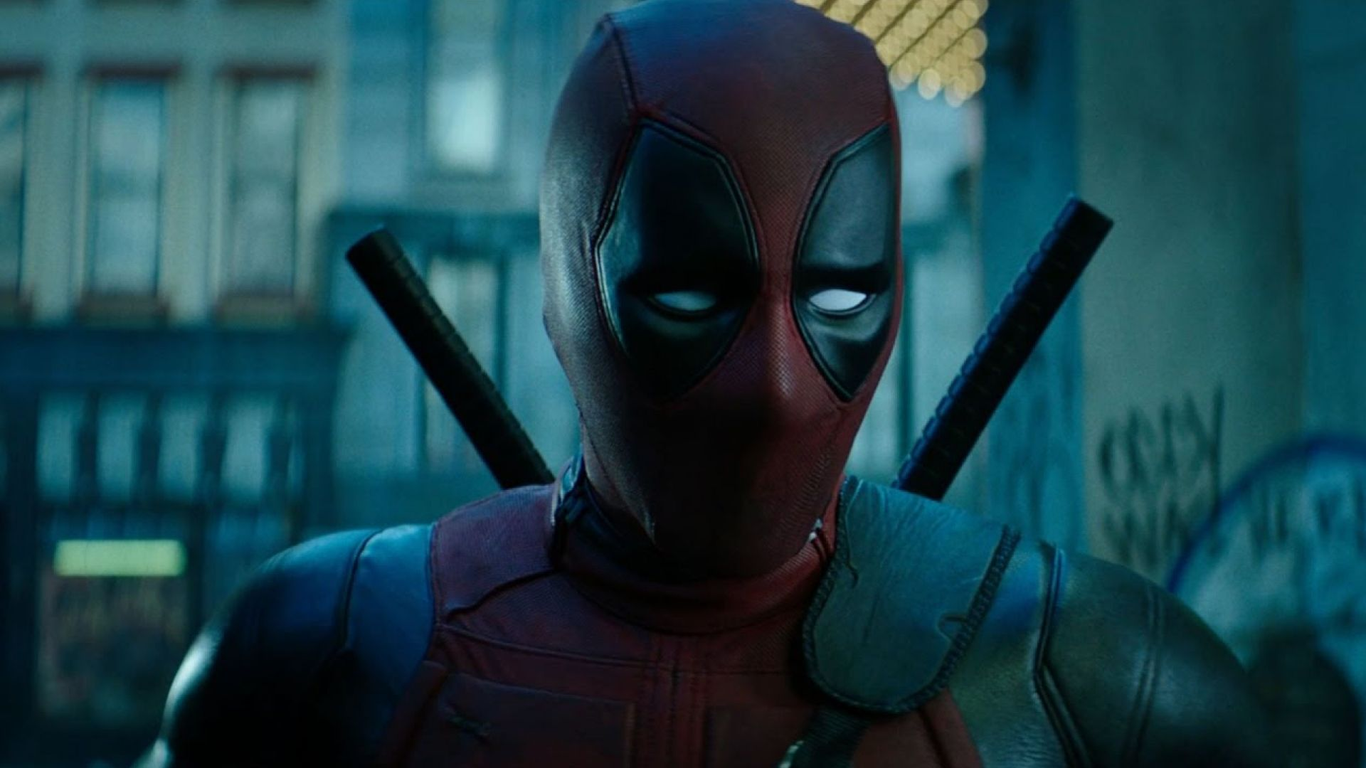 Ryan Reynolds suits up in the hilarious teaser for 'Deadpool