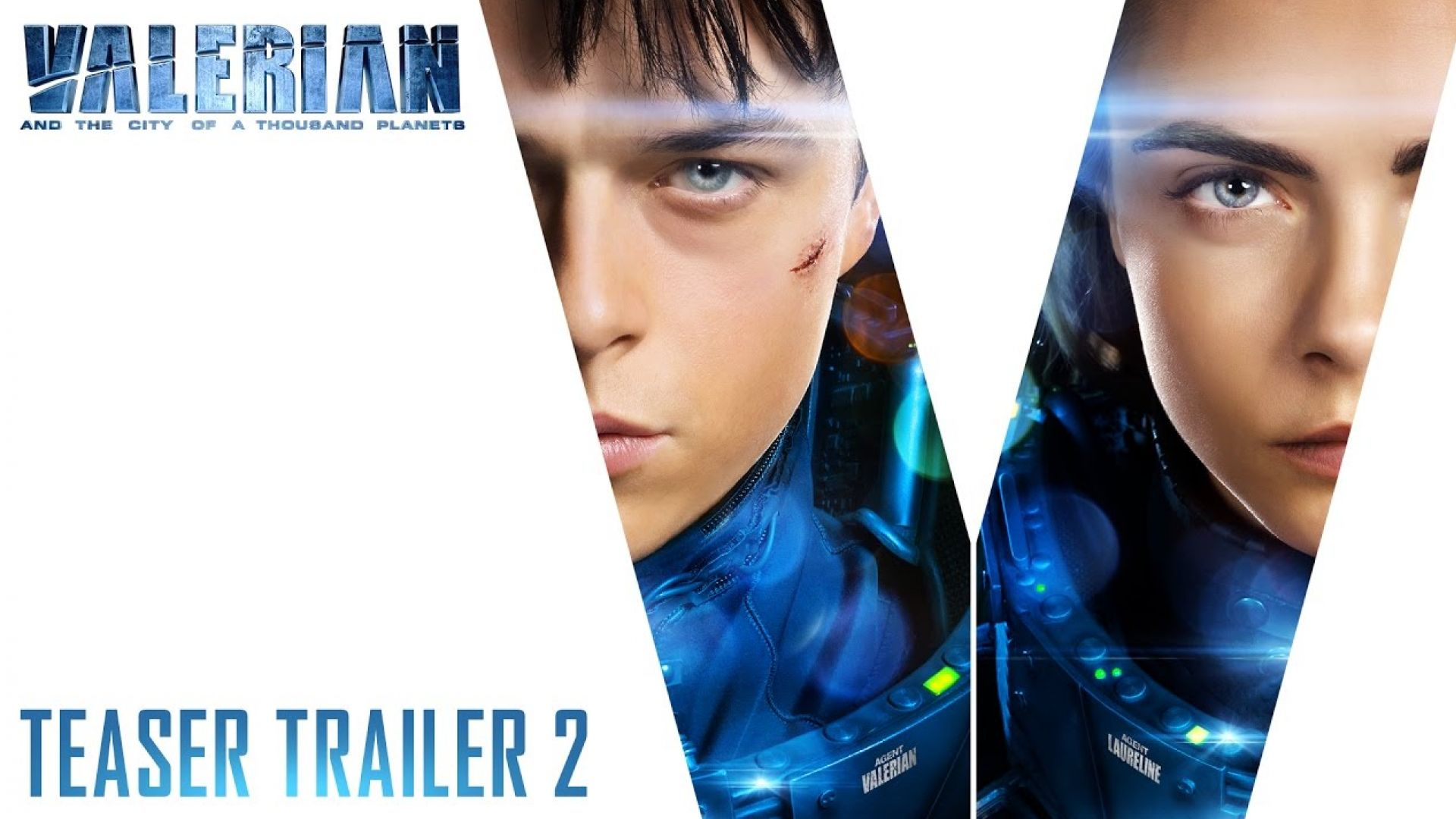 New trailer of Luc Besson's 'Valerian And The City of A Thou