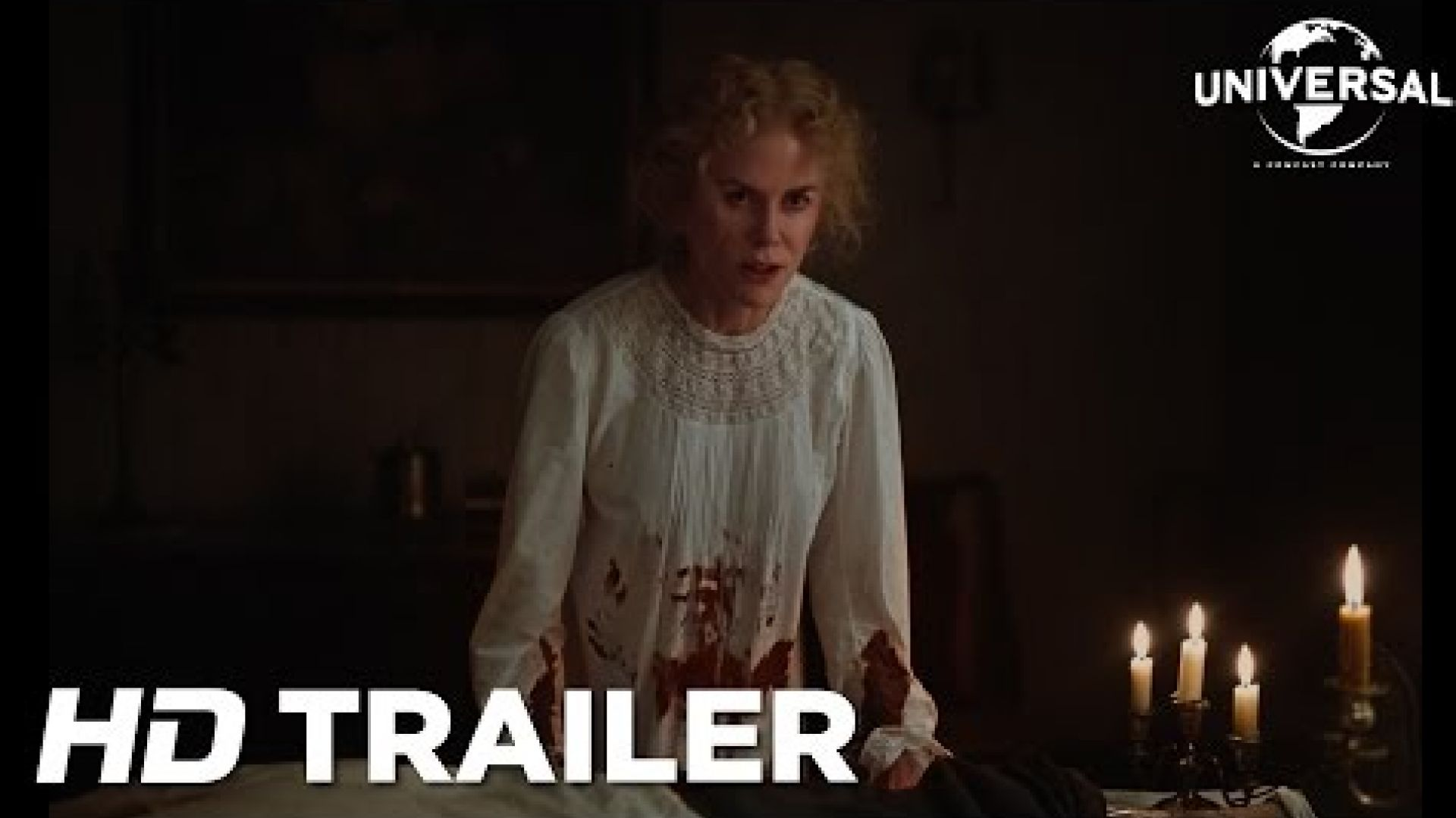 Tense trailer for Sofia Coppola's drama 'The Beguiled'. Star