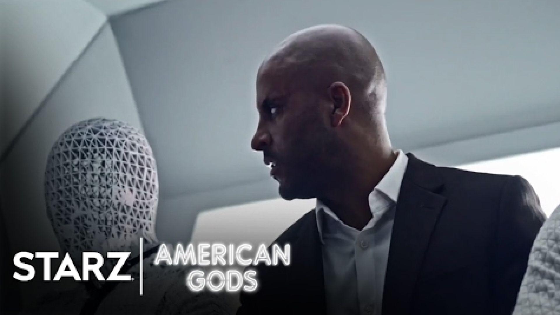 American Gods Show Moon Starz