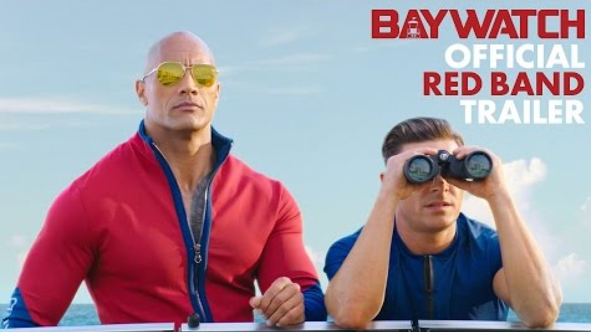 New Red Band Trailer for 'Baywatch' Has Balls