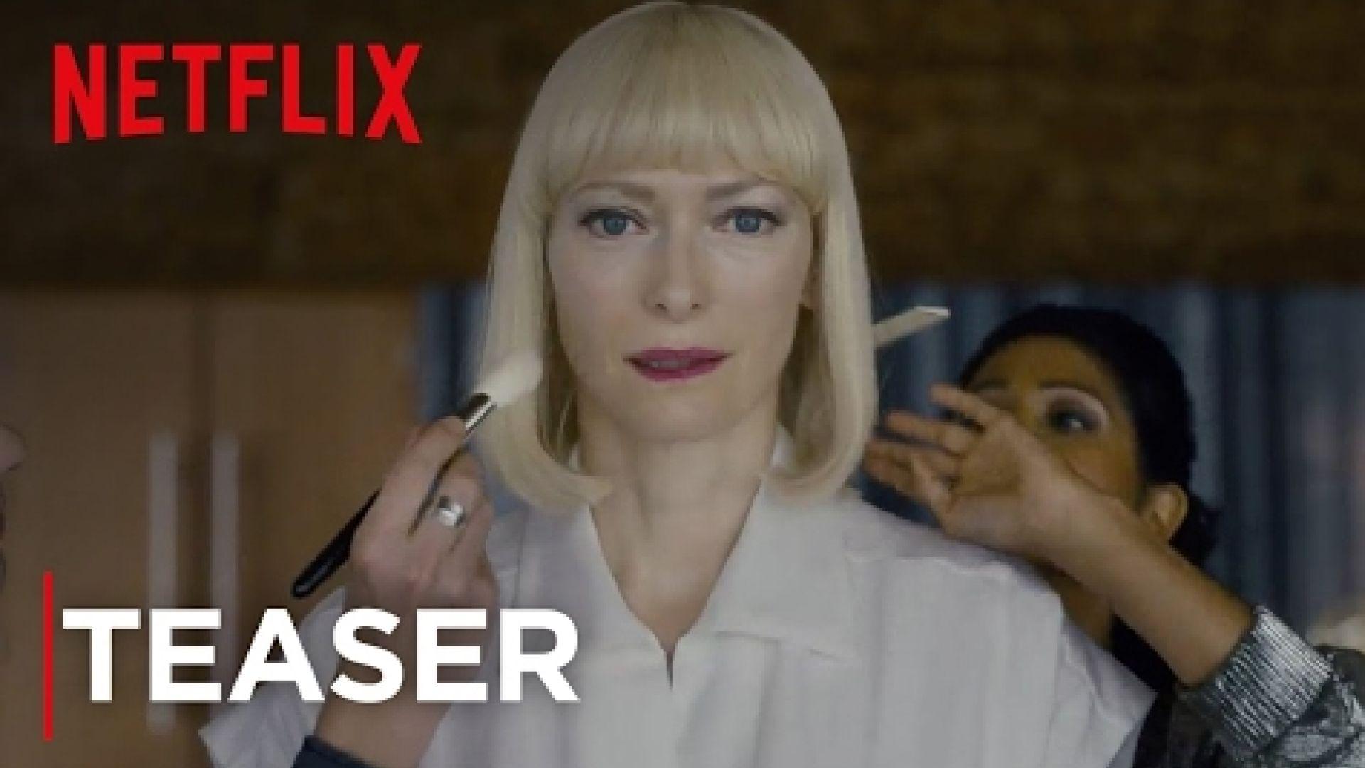 'Okja' Teaser Trailer with Tilda Swinton and Jake Gyllenhaal