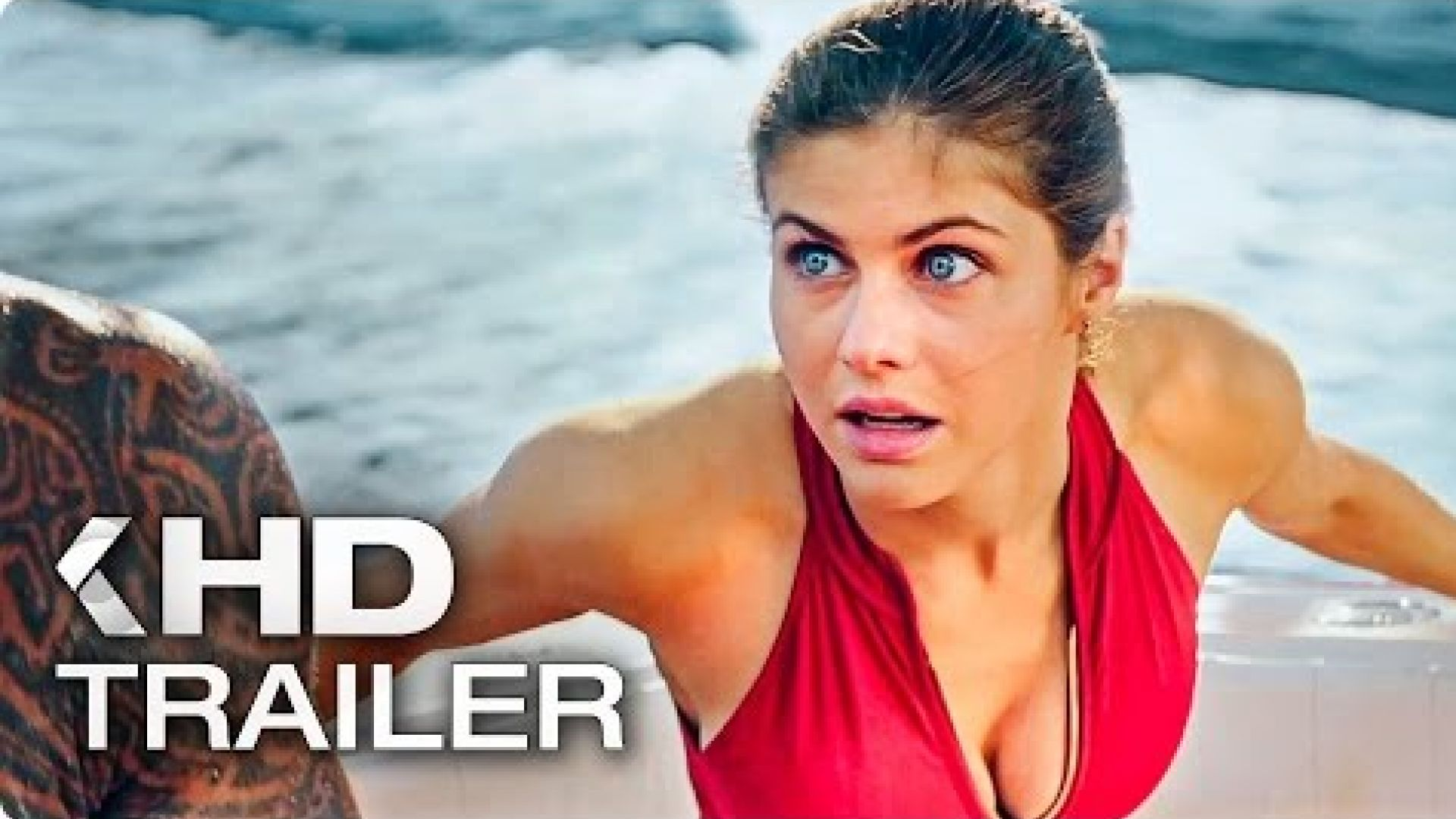 Baywatch Red Band Trailer