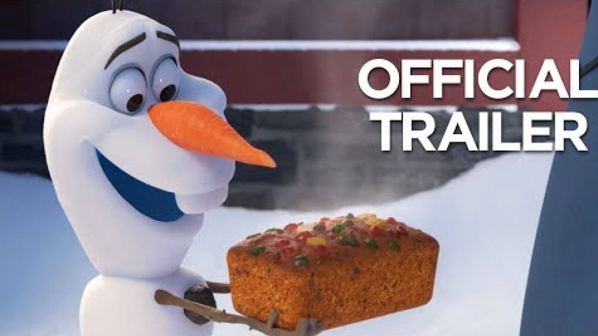Olaf's Frozen Adventure will play in front of Disney-Pixar's