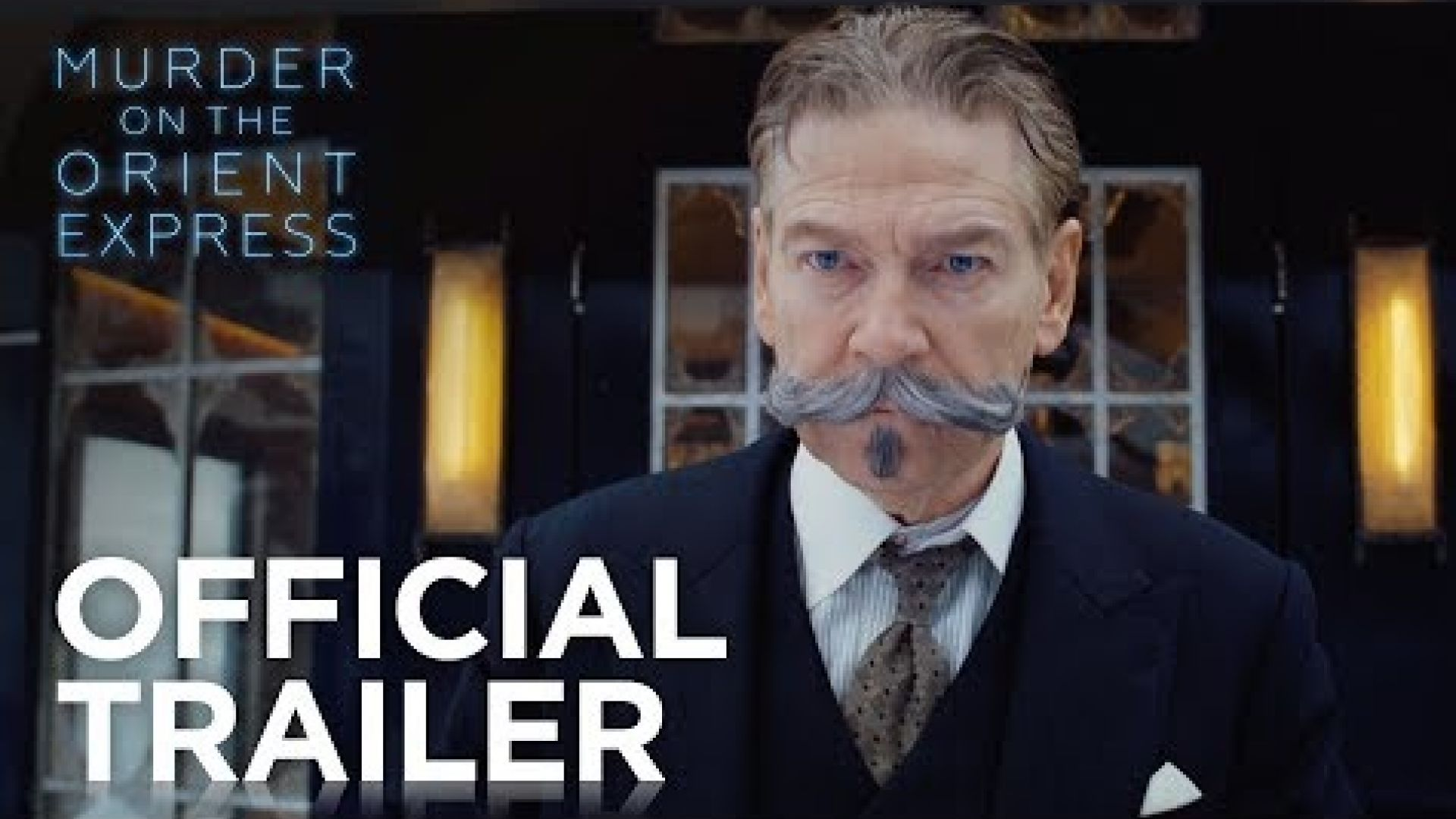 Watch: First Trailer for 'Murder On The Orient Express'